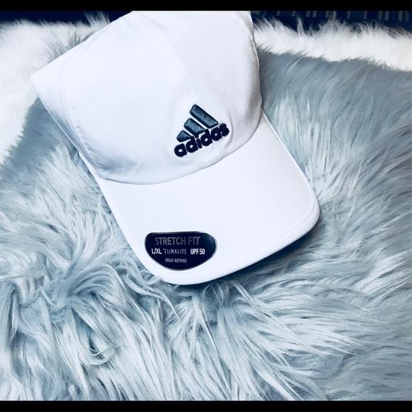 ♥  Adidas Women s Stretch Fit Climalite Cap♥️ b37ede8c32ce